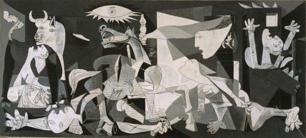 Guernica de Pablo Picasso