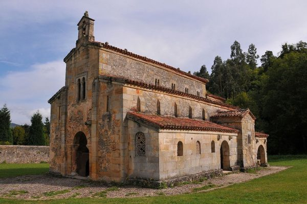 Monasterio de San Salvador de Valdediós