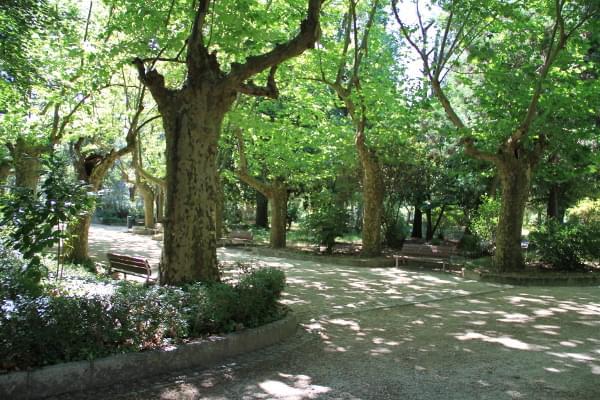 Jardin Botanico Caldas de Reis