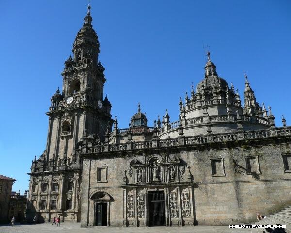 Torre del Reloj en Santiago