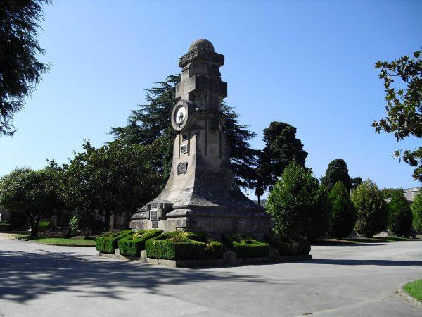 Cementerio de Pereiro