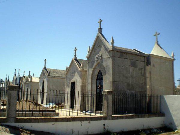 Cementerio medieval de Fao