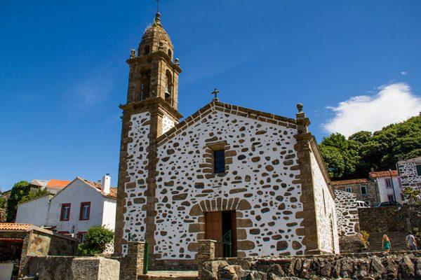 Iglesia de San Andres Teixidor