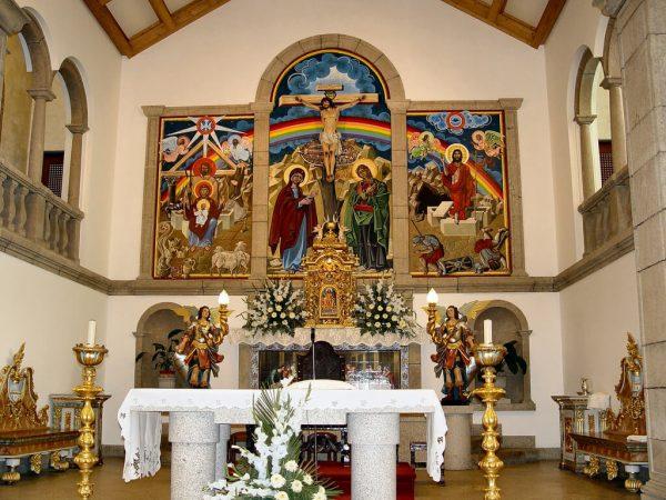 Iglesia de San Miguel Apulia