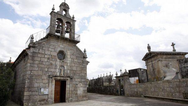 Iglesia de San Pedro da Ramallosa