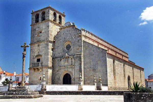 Iglesia de Santa Maria de Azurara