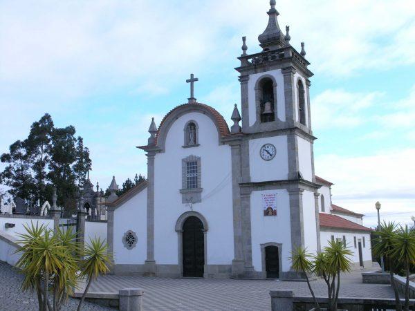 Iglesia de Santiago en Castelo do Neiva