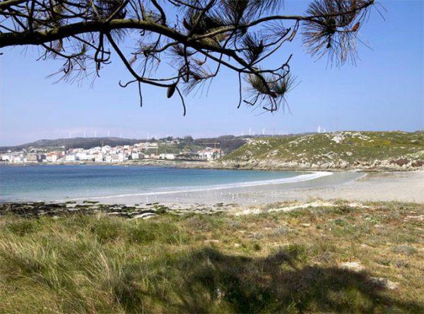 Playa A Ermida