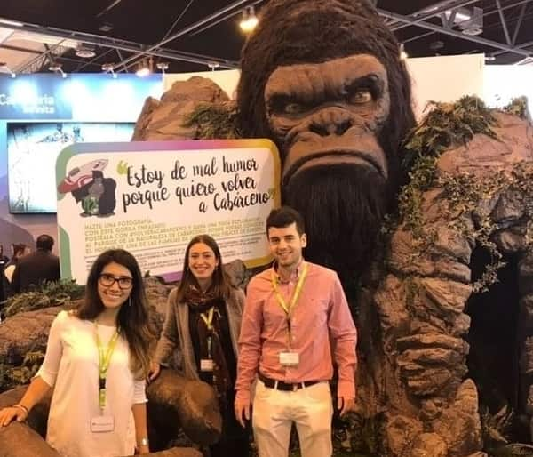 Santiago Ways at FITUR for the first time, in 2018.