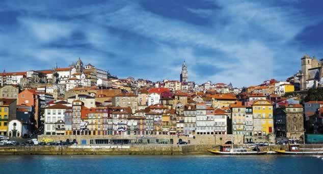 The Camino Portuguese