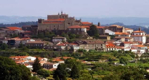 The Camino de Santiago from Tui