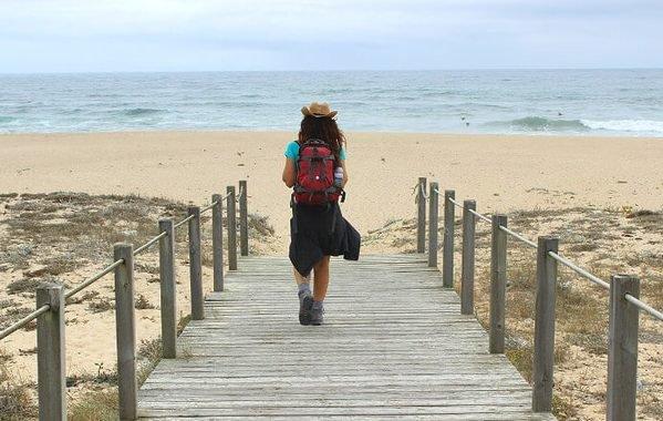 Camino de Santiago del Norte beaches