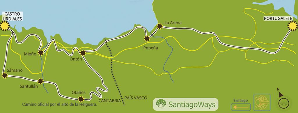 9.Mapa-Portugalete-Castro
