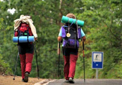 Backpack to walk the Camino de Santiago