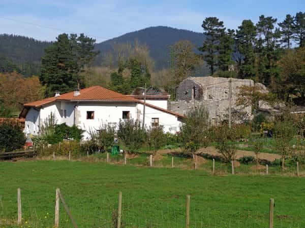Ermita de San Joaquín y Santa Ana Arretxinaga