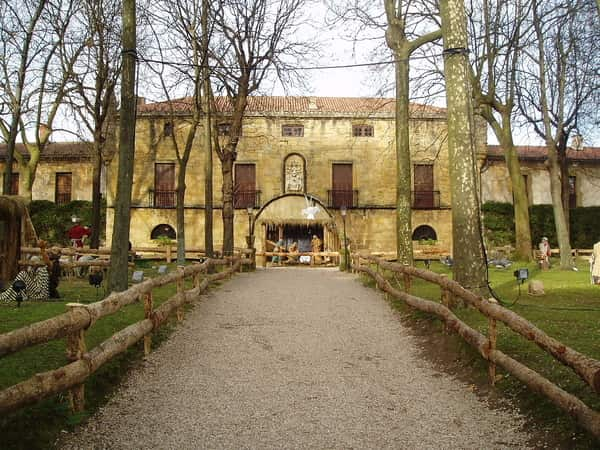 Palacio de Narros