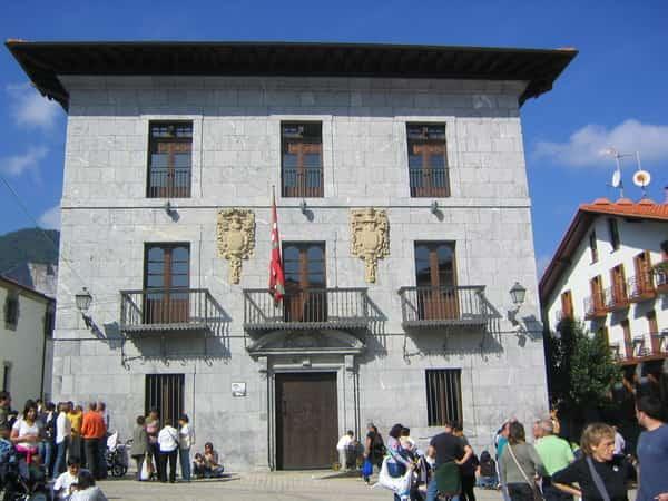 Palacio de Solartekua