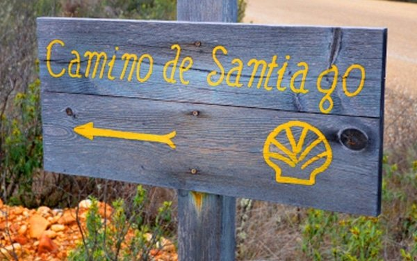 Routes of the Camino de Santiago