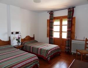 Alojamiento en Berchules