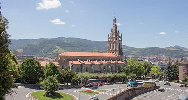 Basilica de la Virgen de Begona