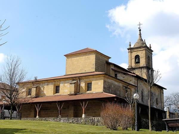Iglesia de Santa Maria Lezama