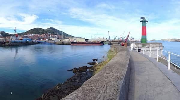 Muelle de Hierro Portugalete