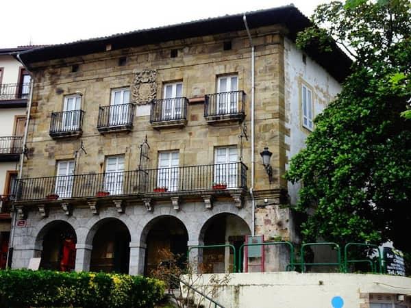Palacio Benito Zarauz