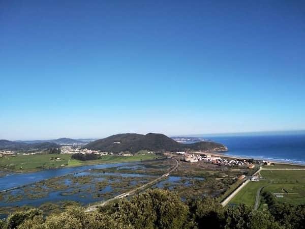 Parque Natural de las Marismas de Santoña