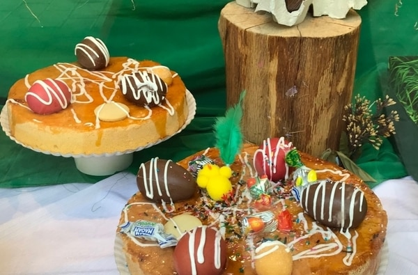 El 25 de abril, tanto en Irún como en San Sebastián, se celebra la Fiesta de la opilla.