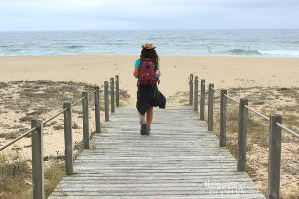 El Camino de Santiago Portugués es una buena opción para el mes de agosto.