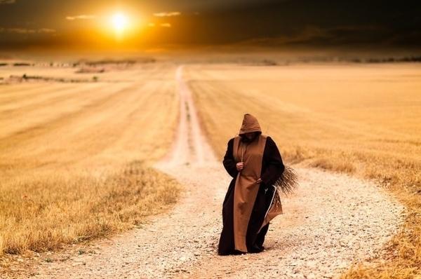 El otoño, al igual que la primavera, es una estación ideal para hacer el Camino de Santiago.