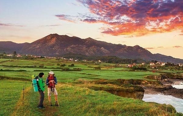 Si decides hacer el Camino de Santiago en septiembre podrás disfrutar de los últimos coletazos del verano.