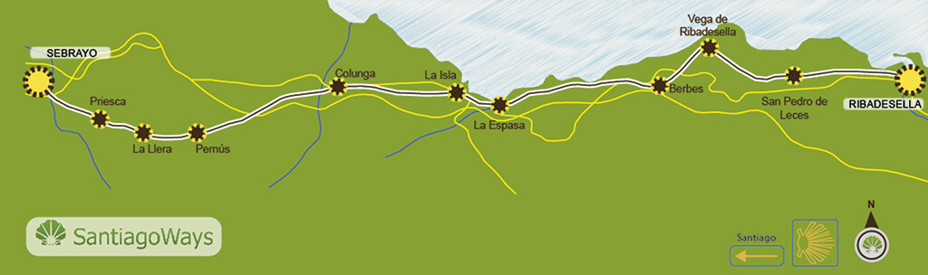Mapa-Ribadesella-Sebrayo