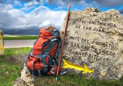 organizing the Camino de Santiago