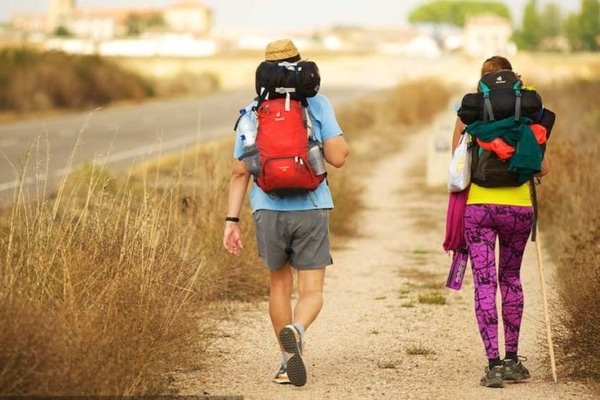 What is the Camino de Santiago to find a couple