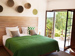 Accomodation in Vale Fuzeiros Nature Guest House