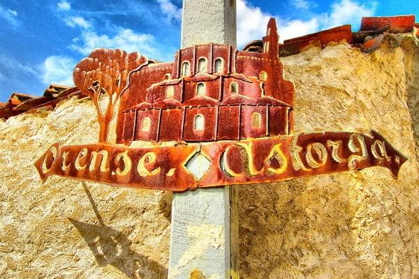 La primera etapa del Camino de Santiago desde Salamanca concluye en El Cubo de la Tierra del Vino.