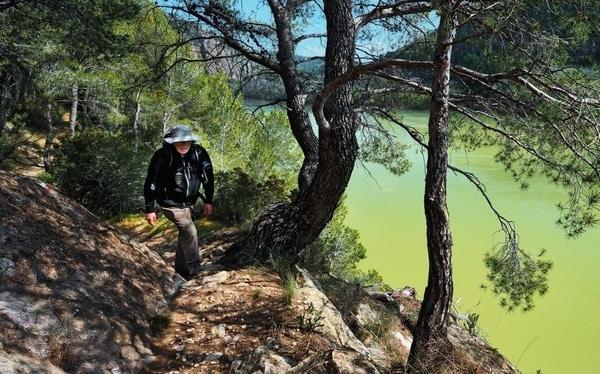El Camino de Santiago, desde Barcelona a la tumba del apóstol Santiago, tiene casi 1.200 km de recorrido.