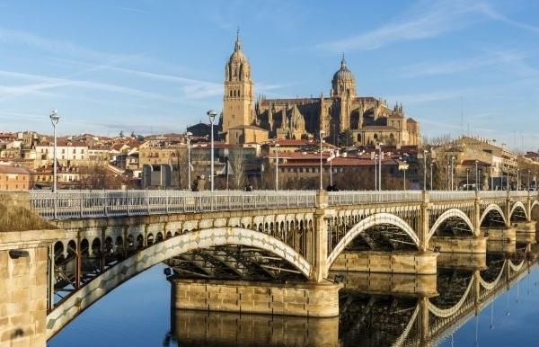 Hacer el Camino de Santiago desde Salamanca hasta la Catedral de Compostela implica hacer 461 kilómetros
