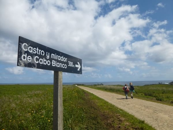 Castro from Cabo Blanco