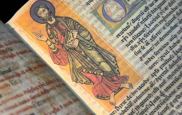 El Códice Calixtino está dividido en 5 libros. En ellos se recogen textos litúrgicos dedicados al apóstol Santiago