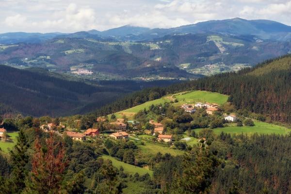 Durante el Camino de Santiago tendrás la oportunidad de disfrutar de la naturaleza y ver como cambia el paisaje mientras te desplazas de una región a otra.