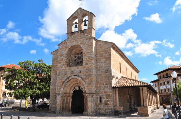 Iglesia de la Anunciacion o Santa Maria de La Oliva