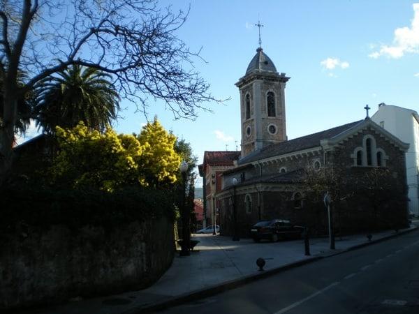 Iglesia de Santa Maria Magdalena de los Corros