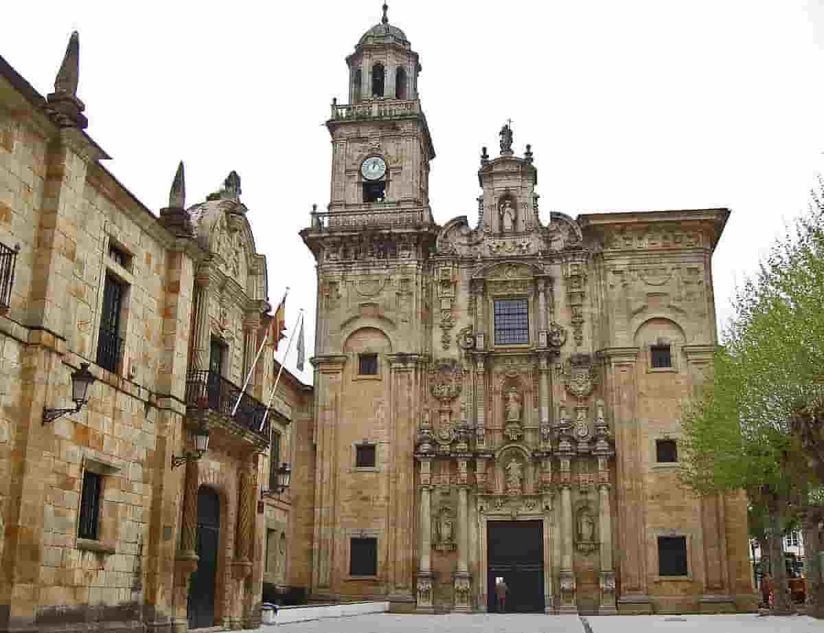 Kloster San Salvador aus Lorenzá