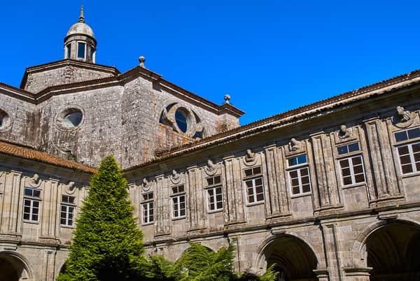 Monasterio de Santa Maria de Sobrado dos Monxes