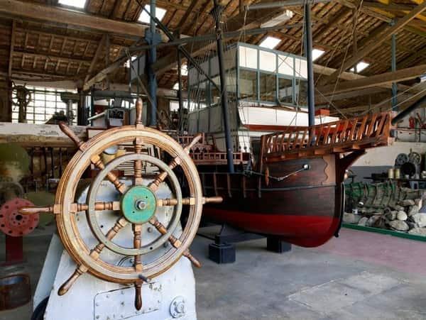 Museo maritimo de Corcubion