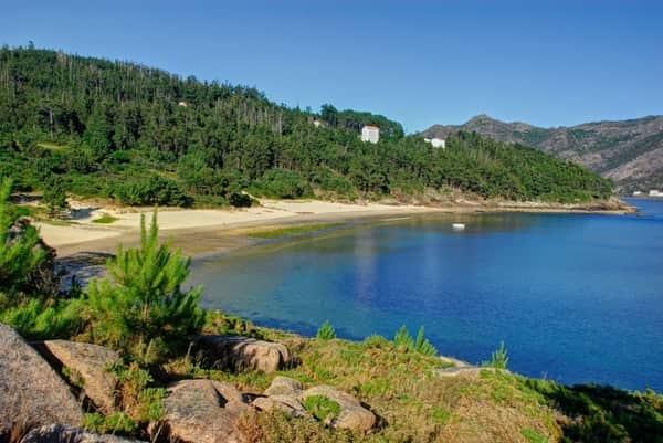 Strand von Gures