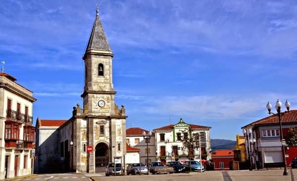 Plaza de Marques de Muros