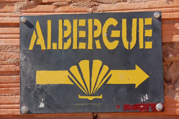 Prices of shelters on the Camino de Santiago